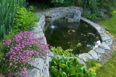 Водоймі в саду – бути!