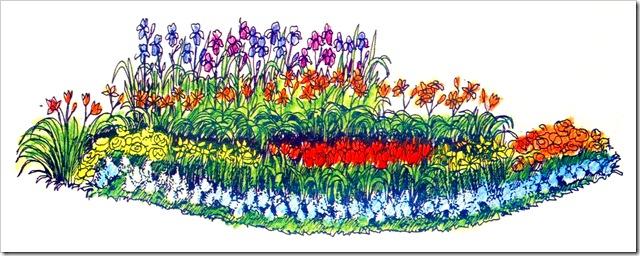 квітник зображення 15