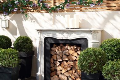 дрова картинка 31