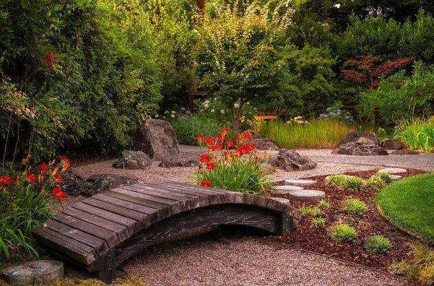 Японський сад зображення 3