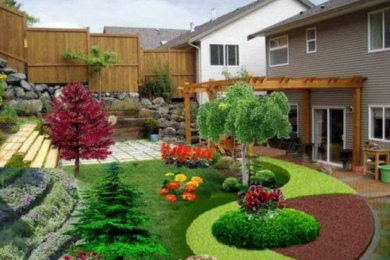 Японський сад зображення 6