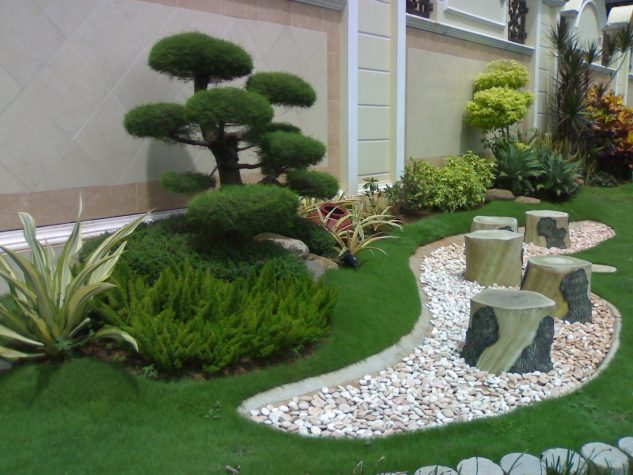 Японський сад зображення 7