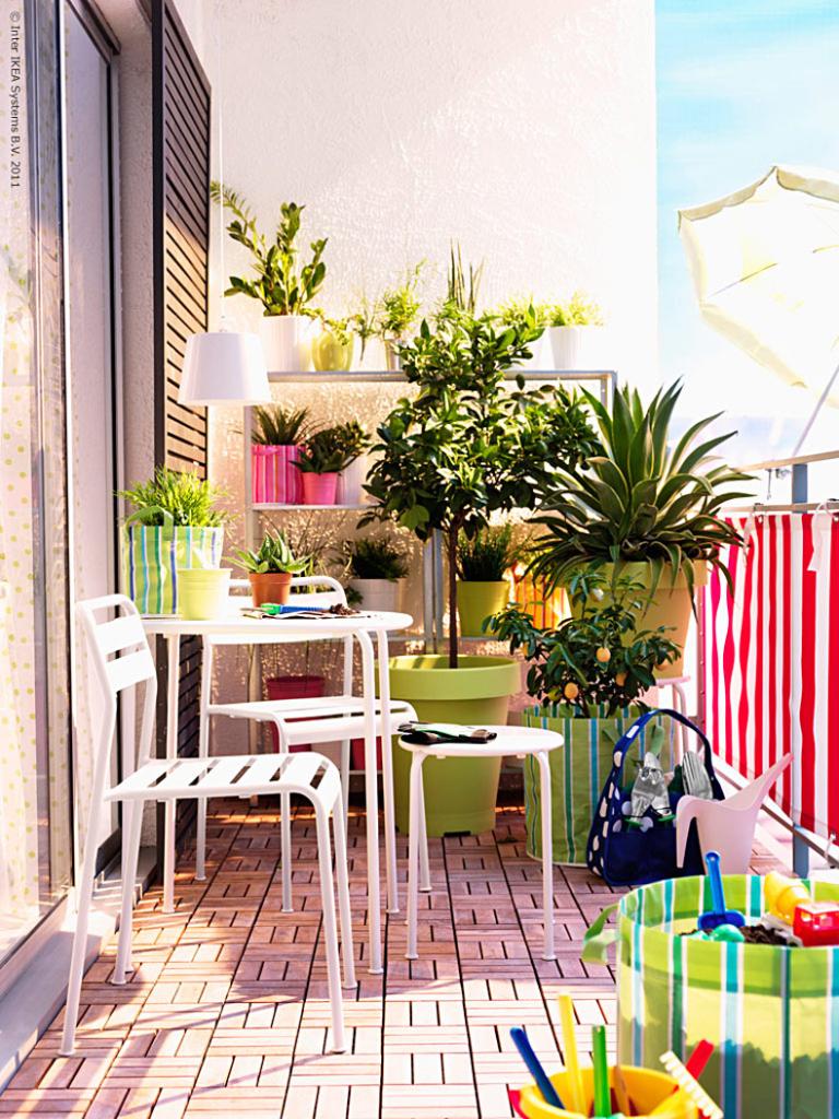 балкон картинка 1
