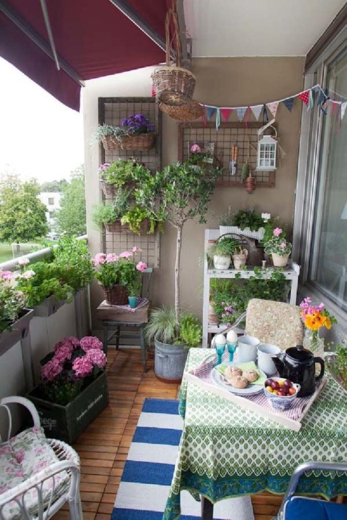 балкон картинка 10