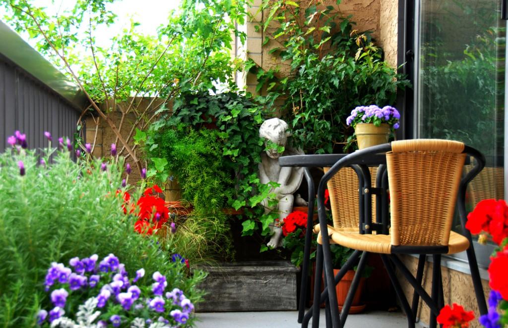 балкон картинка 11