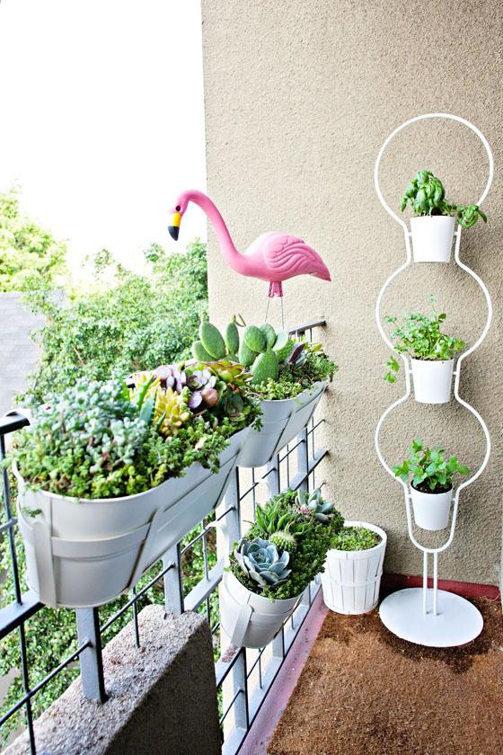 балкон картинка 22