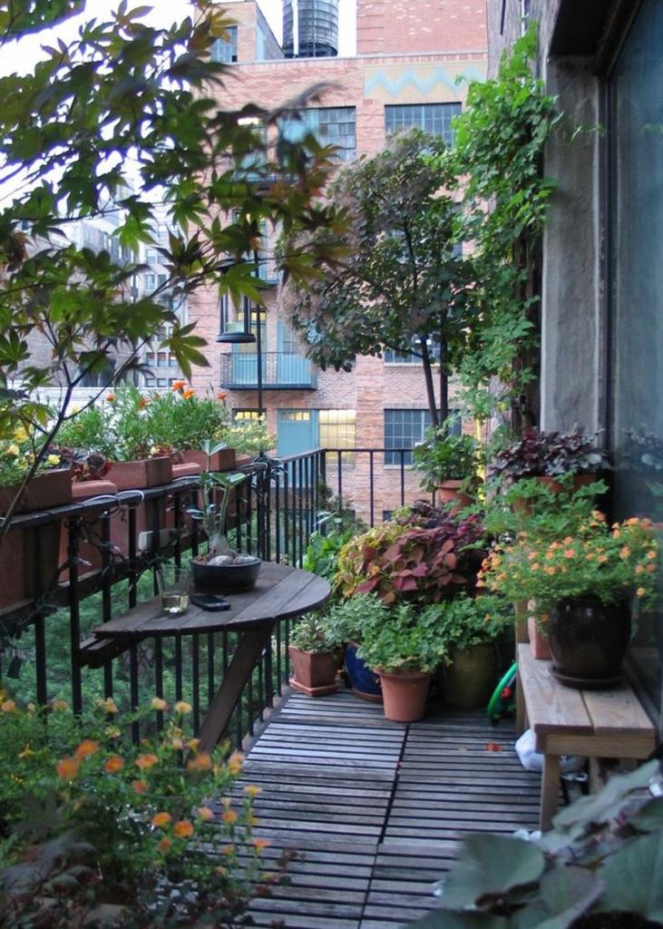 балкон картинка 41