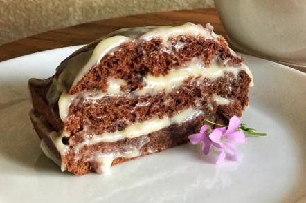 Американський пиріг 'Crazy Cake'
