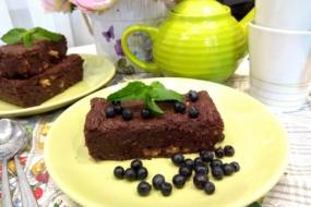 Шоколадний брауні — швидко та смачно