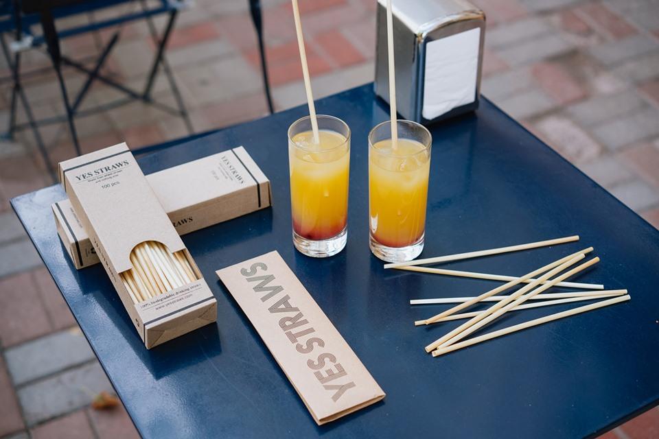 Еко-трубочки Yes straws