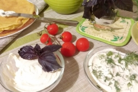 Рецепт домашнього сиру «Філадельфія» — простіше не буває