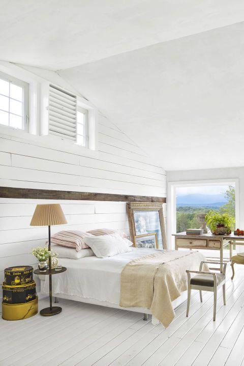Відкритий простір в дизайні спальні
