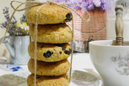 Домашнє вівсяне печиво — для посту і здорових перекусів