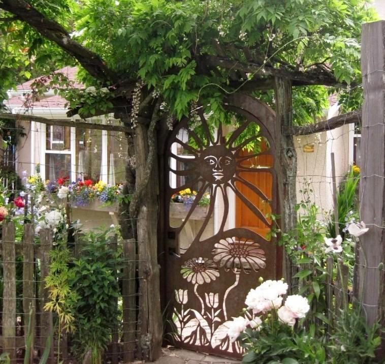 Садові хвіртки