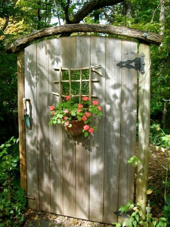 Садова хвіртка