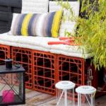Де перепочити в саду? Лавки, стільці, крісла та інше