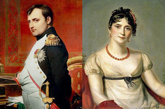 Жозефіна самостійно придбала маєток за 325 тисяч франків, поки Наполеон перебував в Єгипетському похоі, що неабияк його розлютило, але покупку він затвердив