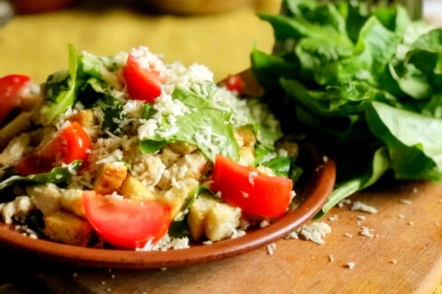 Салат «Цезар» — проста класика італійської кухні