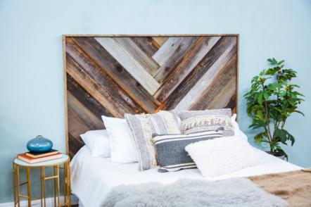 Як оформити узголів'я ліжка у сучасному інтер'єрі — 20 ідей з фото