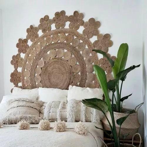Джгутове узголів'я ліжка