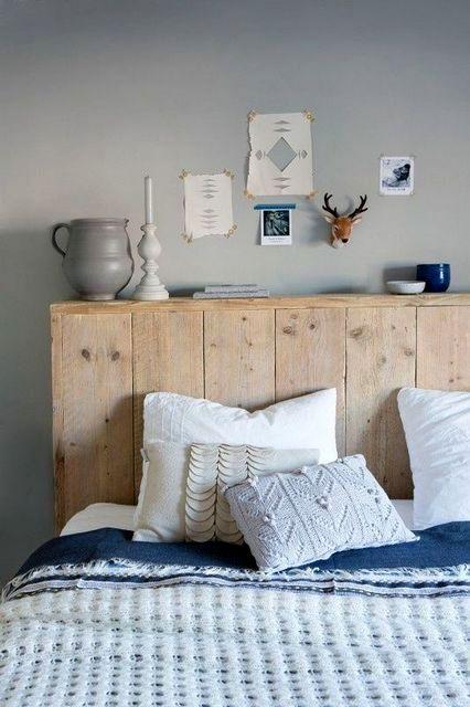 Узголів'я ліжка - шафа