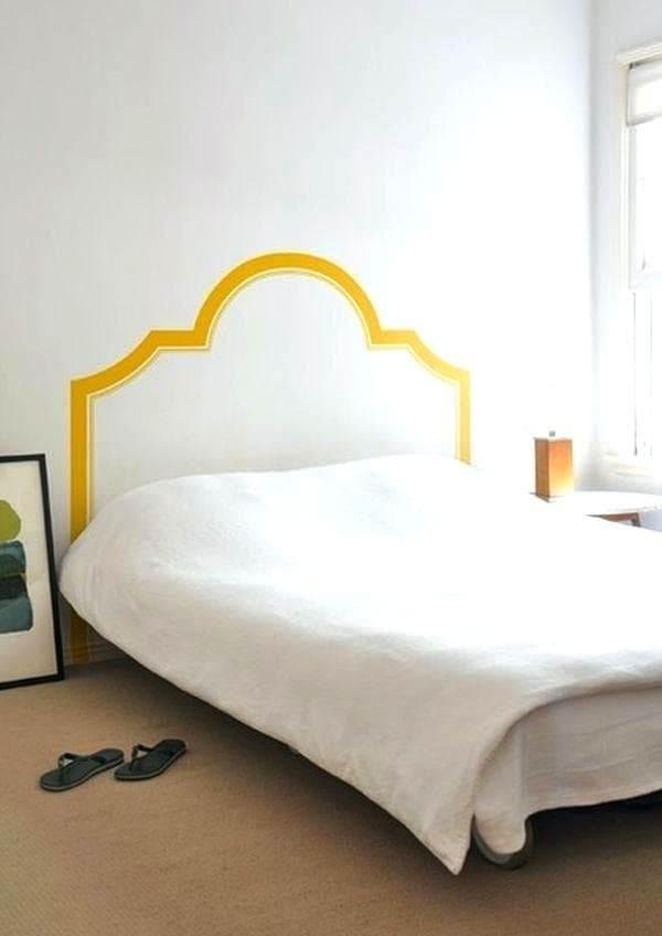 Узголів'я ліжка - наліпка