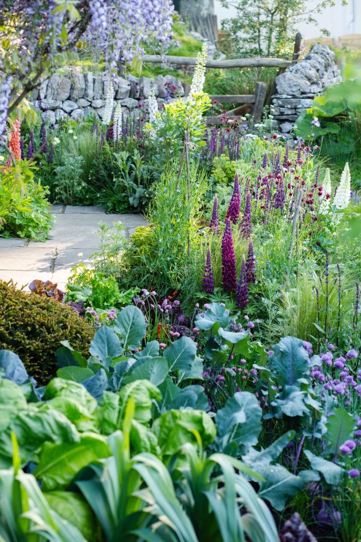 Найкращий сад 2018 року і Сад десятиліття за результатами Квіткового шоу в Челсі 2020 року
