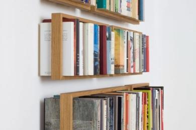 Книжкові полиці