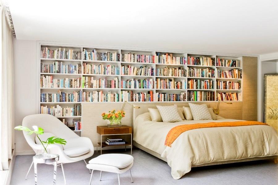 Книги в сучасному інтер'єрі — 25 ідей з фото