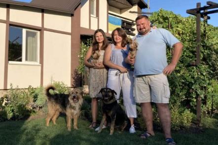 Сад родини Крайсвітніх — від мрії до мети за три роки!