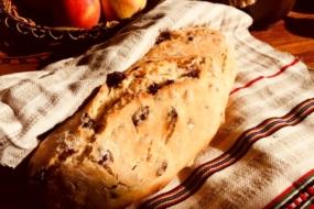 Топ-5 рецептів домашнього хліба від Зеленої садиби