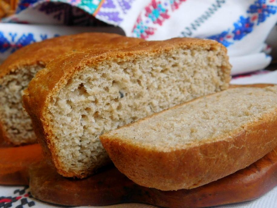 Житній хліб з тмином