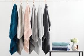 Зберігання рушників у ванній кімнаті — 40 ідей з фото