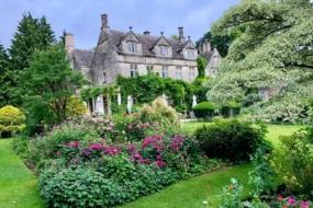 Барнслі Хаус — вишуканий готель і класичний приклад англійського садуБарнслі Хаус — вишуканий готель і класичний приклад англійського саду