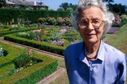 Історія Розмарі Вері, її сад в Барнслі та внесок в становлення потаже