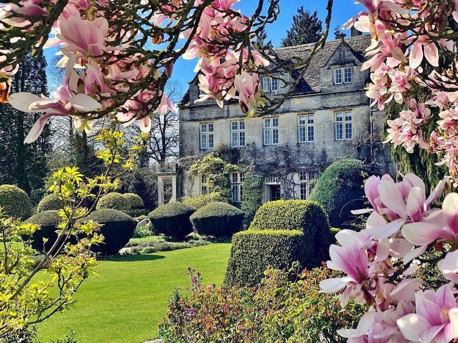 """Сьогодні Барнслі Хаус вважається найкращим """"маленьким"""" садом у Великобританії і є звичною концепцією для кожного англійського саду"""