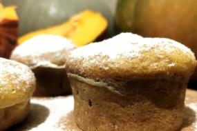 Кекси з гарбуза — найпростіші і найсмачніші