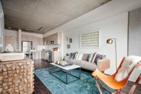 Дизайн квартири-студії — 28 ідей з фото
