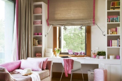Дитяча кімната для дівчинки