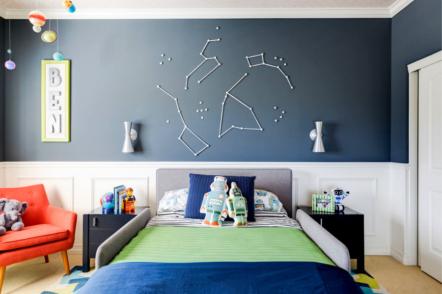Дитяча кімната для хлопчика — 28 ідей з фото