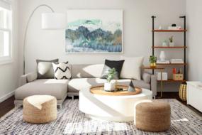 Як візуально збільшити маленьку кімнату — 30 ідей з фото