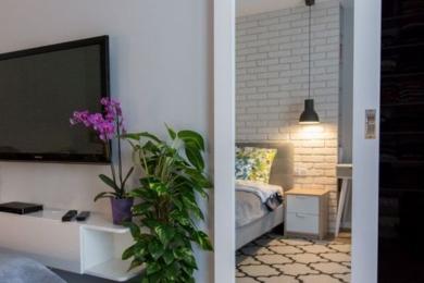 Як візуально збільшити маленьку кімнату