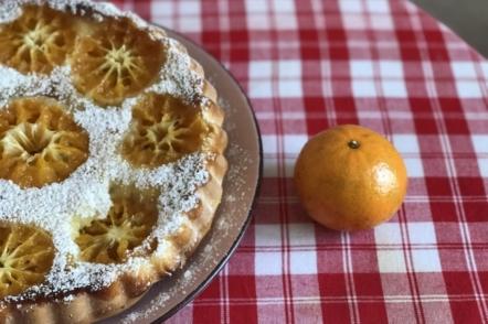 Мандариновий пиріг — яскравий, смачний, легкий в приготуванні