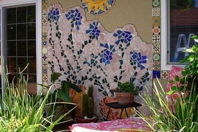 Мозаїка на будинку