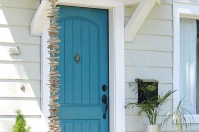 Яскраві двері