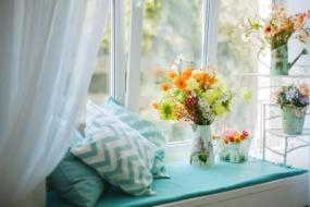 Додаємо весняний настрій в інтер'єр — 40 ідей з фото