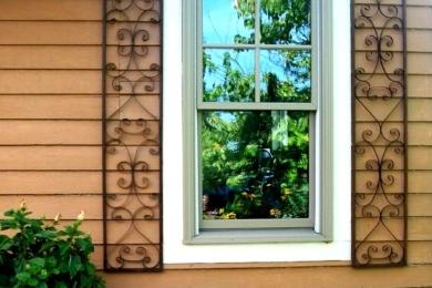 Віконниці в екстер'єрі та інтер'єрі