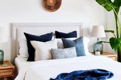Як гарно застелити ліжко