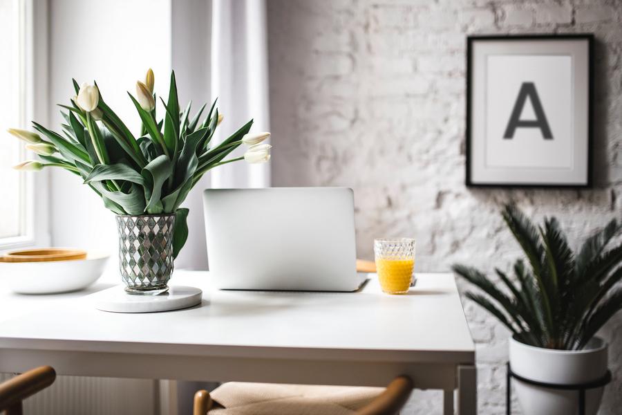Робоче місце вдома — 30 ідей з фото