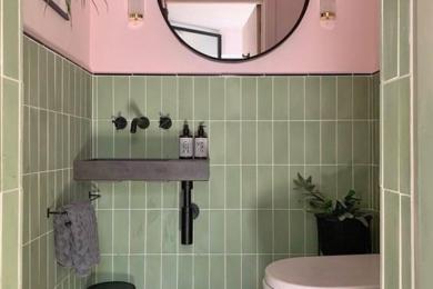 Оформлення туалетної кімнати
